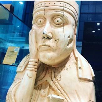 Museu britanico londres peças de xadrez lewis