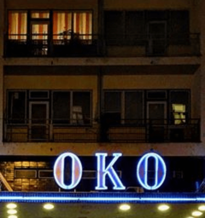 Bio Oko cinema alternativo Praga