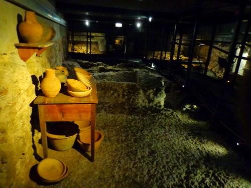 lisboa epoca romana millennium centro arqueologico vasos