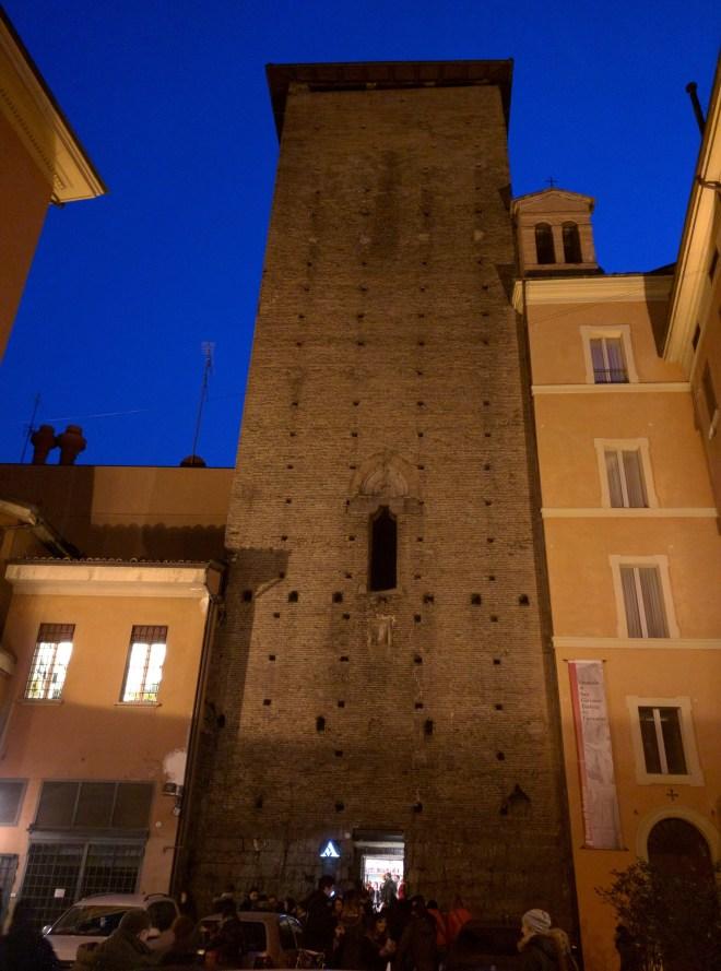 Torre dei Galluzzi Bologna