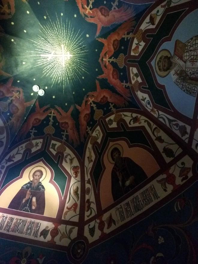 Catedral de São Basílio Praça Vermelha Moscou 4