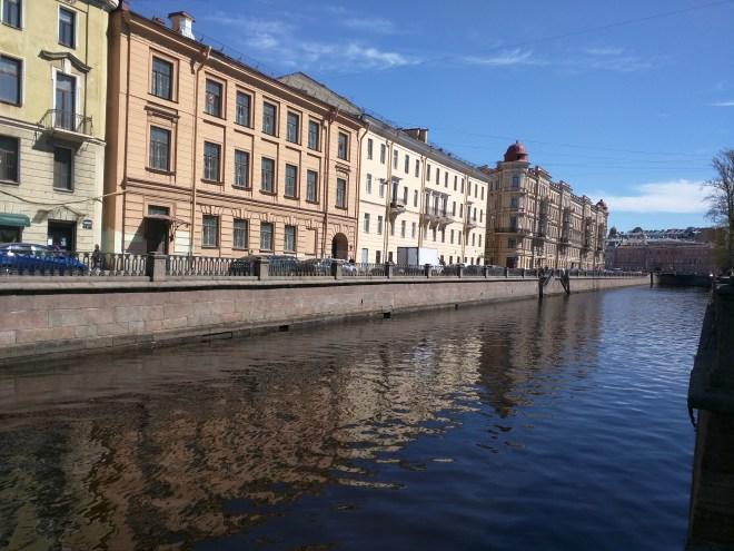Petersburgo crime e castigo Dostoievski casa de Sonia Marmeladova