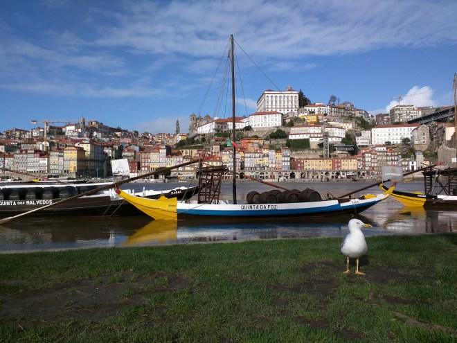 Portugal Porto vista do cais 2