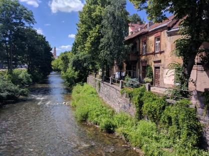 Republica de Uzupis vilnius lituania rio
