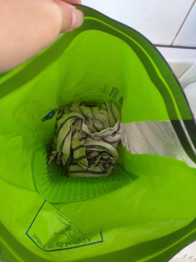 Scrubba acessorios de viagem maquina de lavar 1