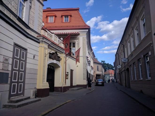 Vilnius Lituania ruazinhas