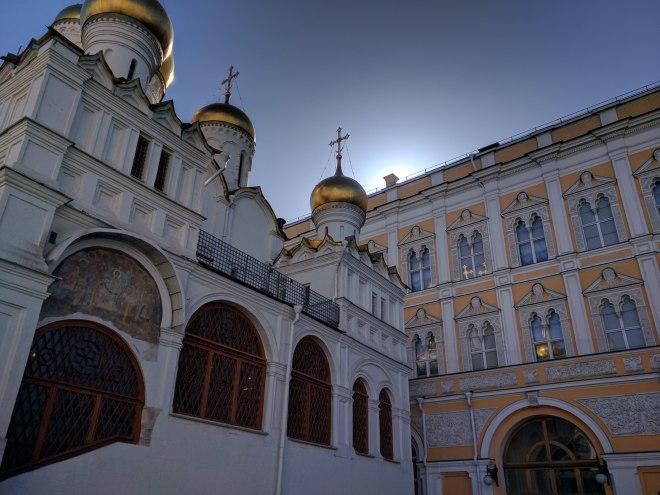 Kremlin Moscou igreja da anunciação