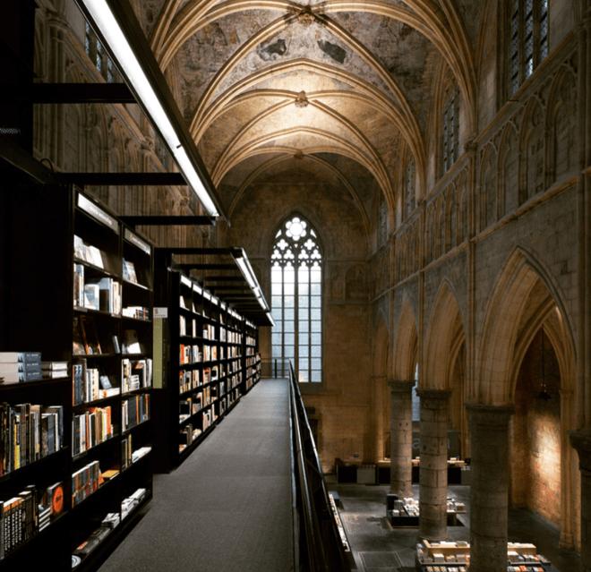Selexys dominicanen livrarias mais bonitas mundo holanda maastricht 2