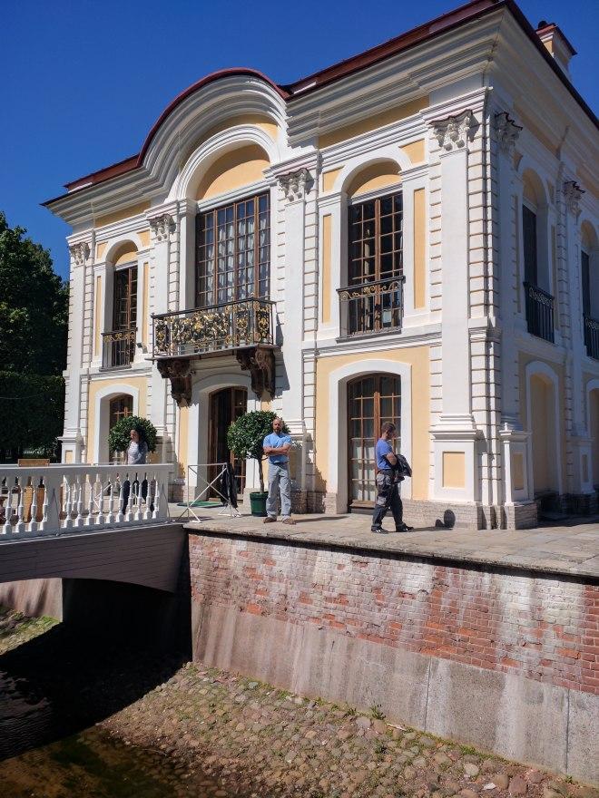 Petergof Russia Petersburgo Hermitage
