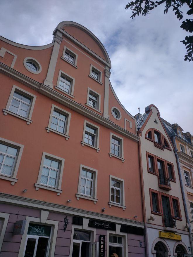 Riga Letonia casas 2