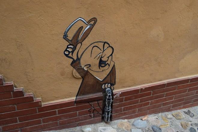 Dozza Bologna muros pintados 14