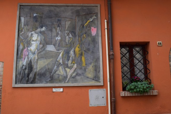 Dozza Bologna muros pintados 23