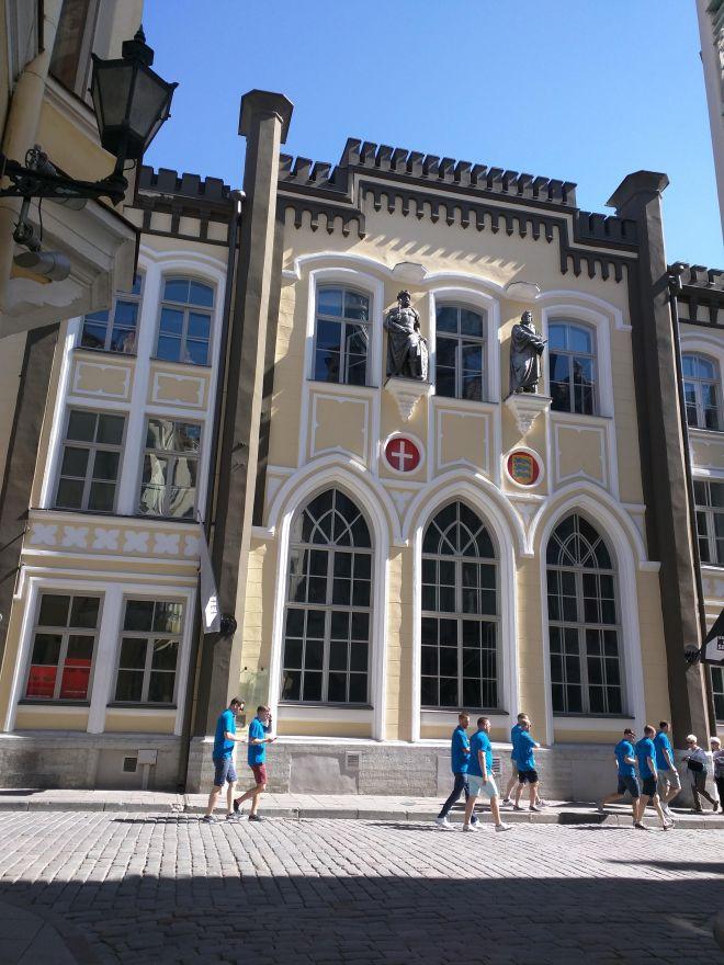 Tallinn centro historico 1