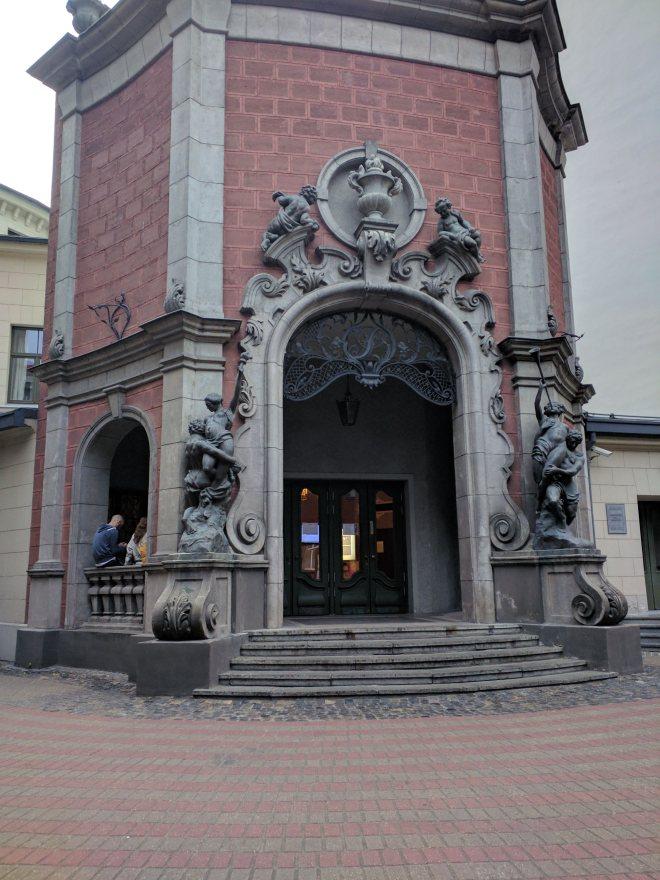 Letonia Riga Centro quieto bairro art nouveau 9