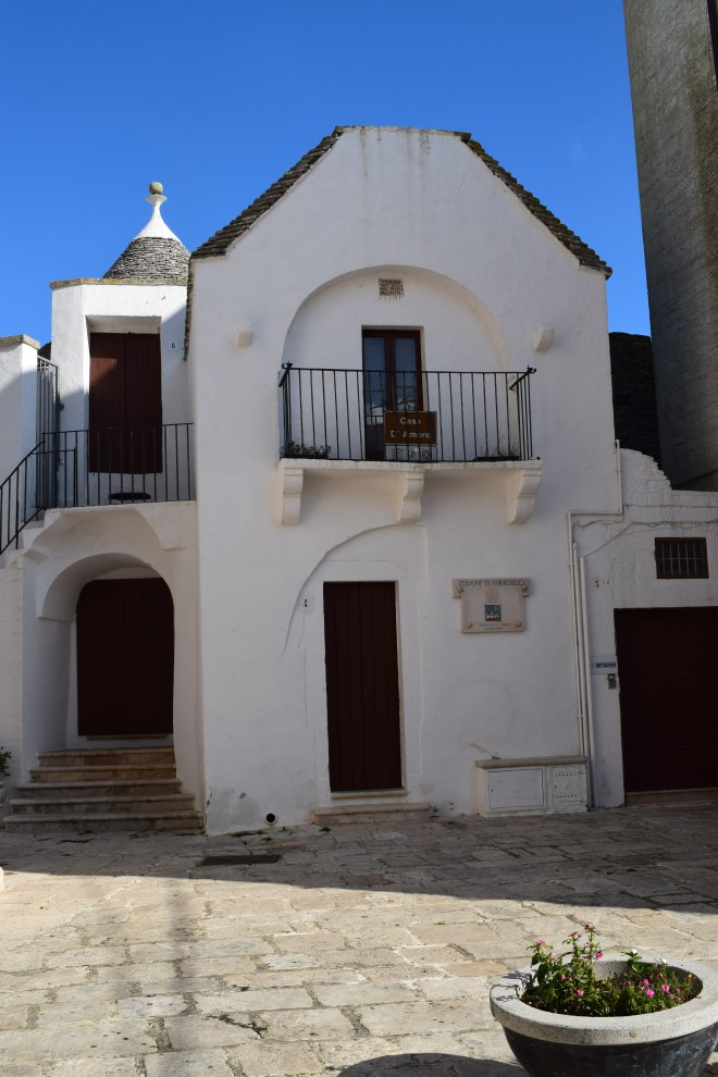 Puglia Alberobello trulli Casa d'amore