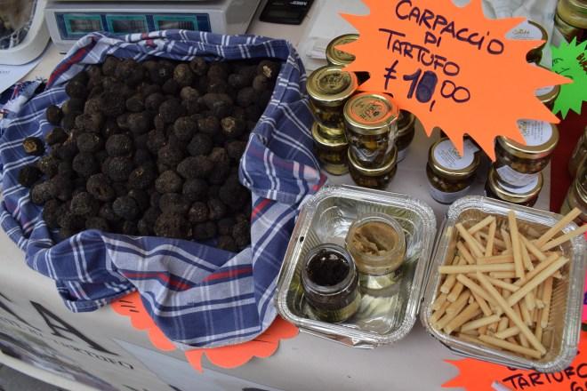 Brisighella emilia romagna sagra tartufo festival trufas 7
