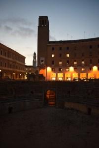 Puglia Lecce anfiteatro romano