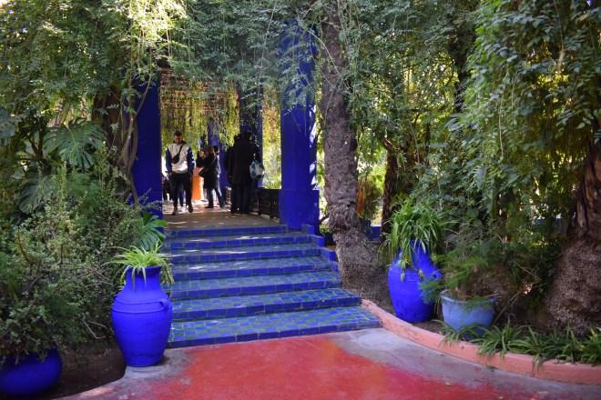 Marrakech Jardins Majorelle 6