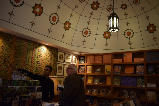Marrakech Jardins Majorelle livraria