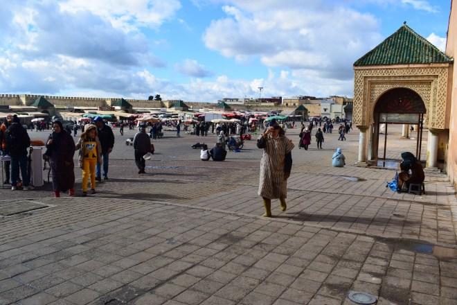 Meknes cidade imperial Marrocos 3