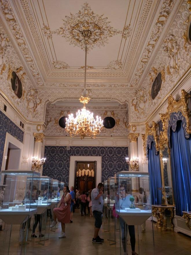 Museu Faberge Petersburgo palacio shuvalovski 2