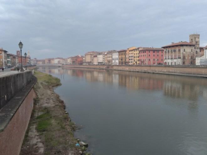 Pisa lungarno