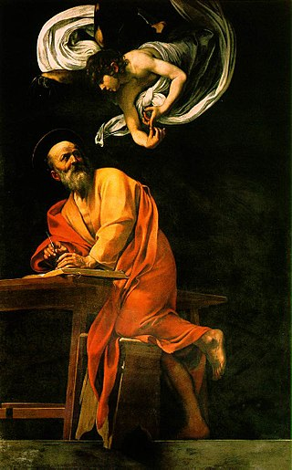 Onde ver Caravaggio em Roma igreja san luigi dei francesi sao matheus e o anjo