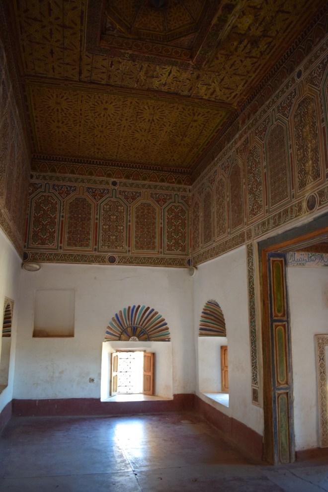 Ouarzazate Kasbah interior