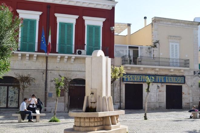 Monopoli puglia sul italia praça
