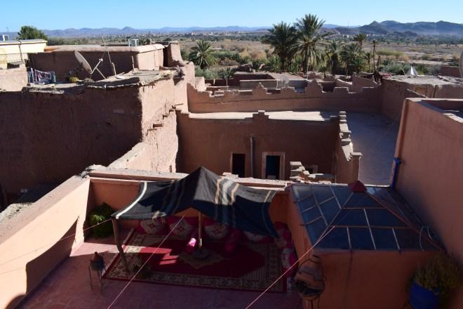 Ouarzazate Kasbah bairro 4