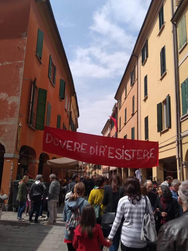 Pratello r'esiste festa antifascista bologna dovere di r'esistere 2