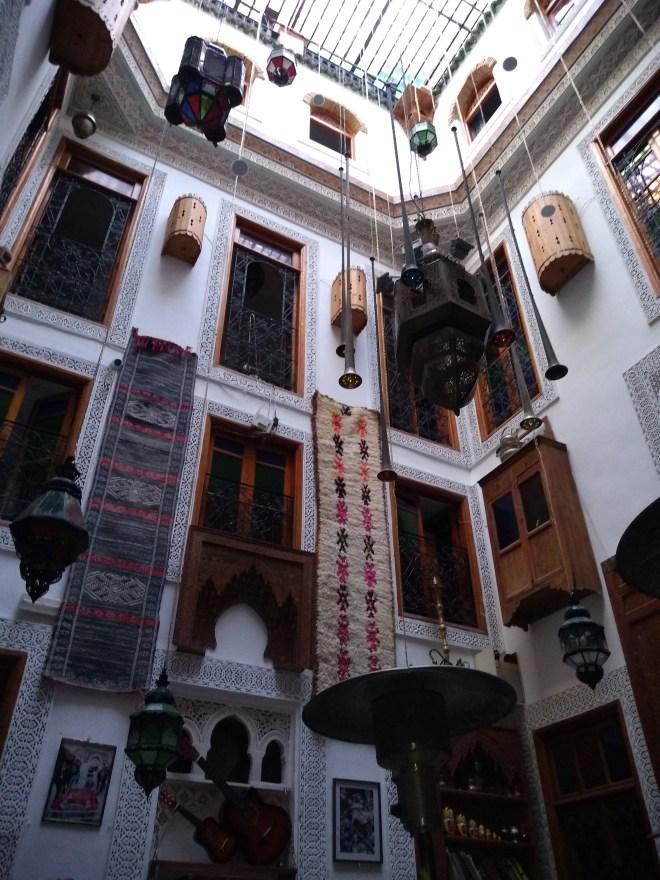 Riad Verus Fez albergue