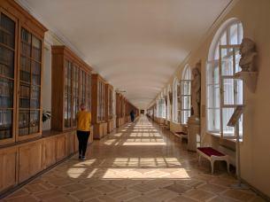 Russia Petersburgo Vassilievski museu de arte contemporanea russa universidade