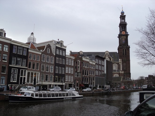 Lugares segunda guerra Amsterdam casa Anne Frank Huis