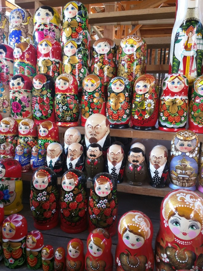 Ismailovski mercado moscou