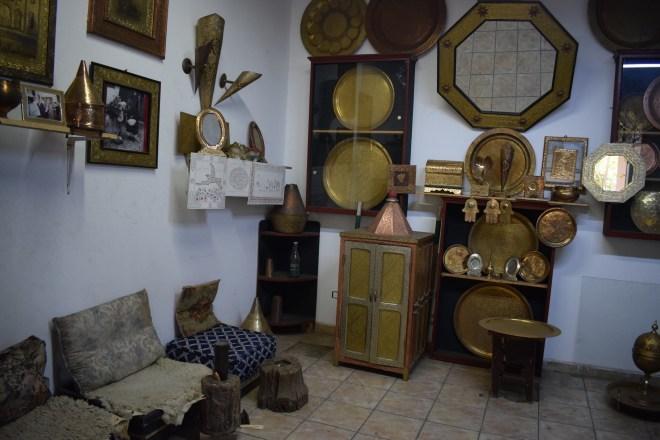 Marrocos Tetouan cidade criativa escola artesanato 3
