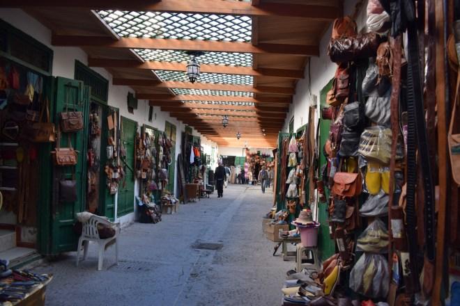 Marrocos Tetouan medina souqs mercados