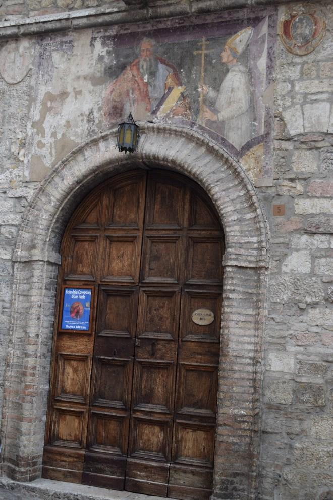 Assis Umbria centro historico 5
