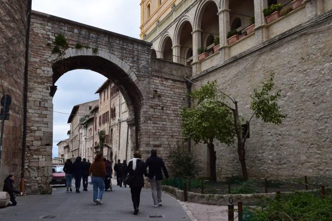 Assis Umbria centro historico 6