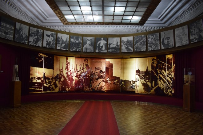Georgia Gori museu stalin segunda guerra