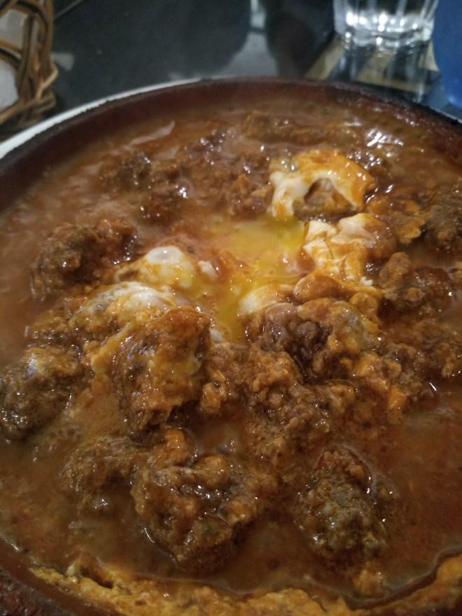 Marrocos comida típica provar tagine kafta ovos
