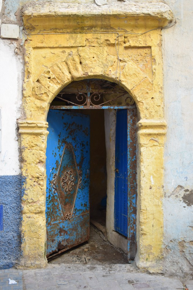 Marrocos Essaouira porta 1