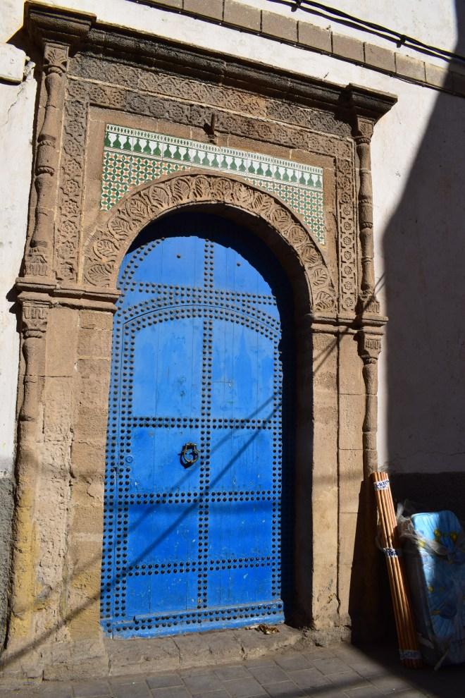 Marrocos Essaouira porta 2