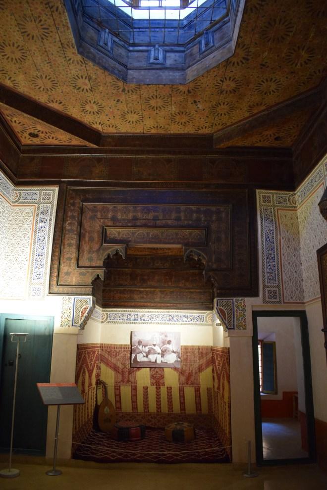 Marrakech medina museu mouassine 2