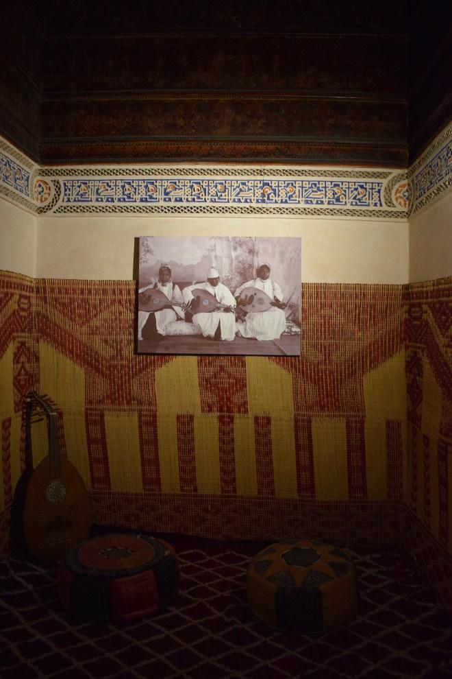 Marrakech medina museu mouassine 3