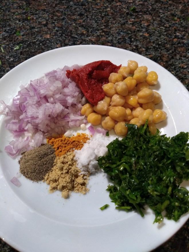 Marrocos aula culinária café clock ingredientes sopa harira