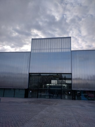 Moscou Parque Gorki museu arte contemporanea garage