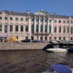 Petersburgo avenida nevski museu strogonov