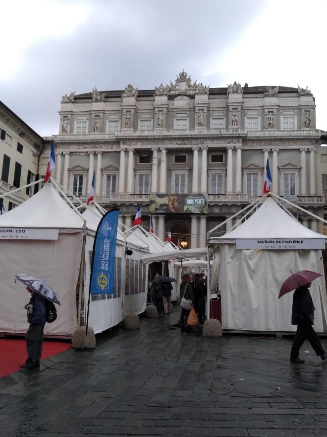 Genova Palácio ducal