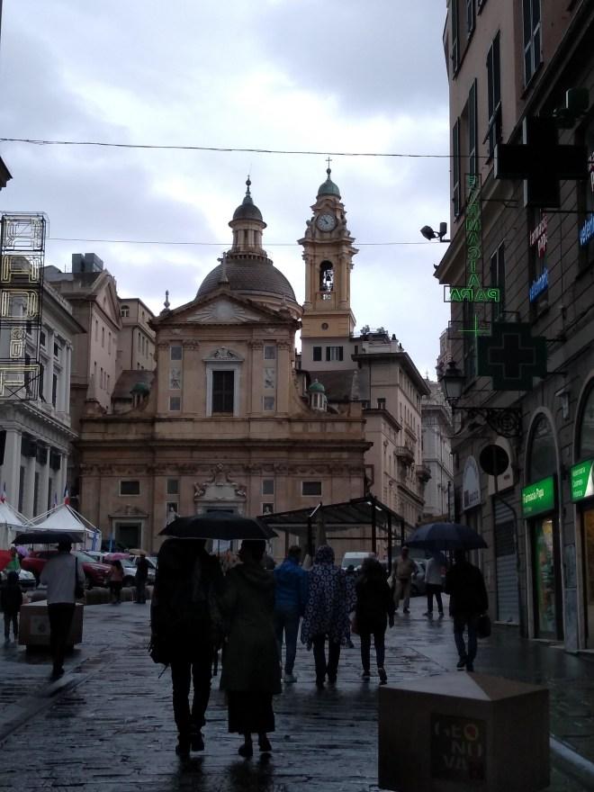 Genova igreja
